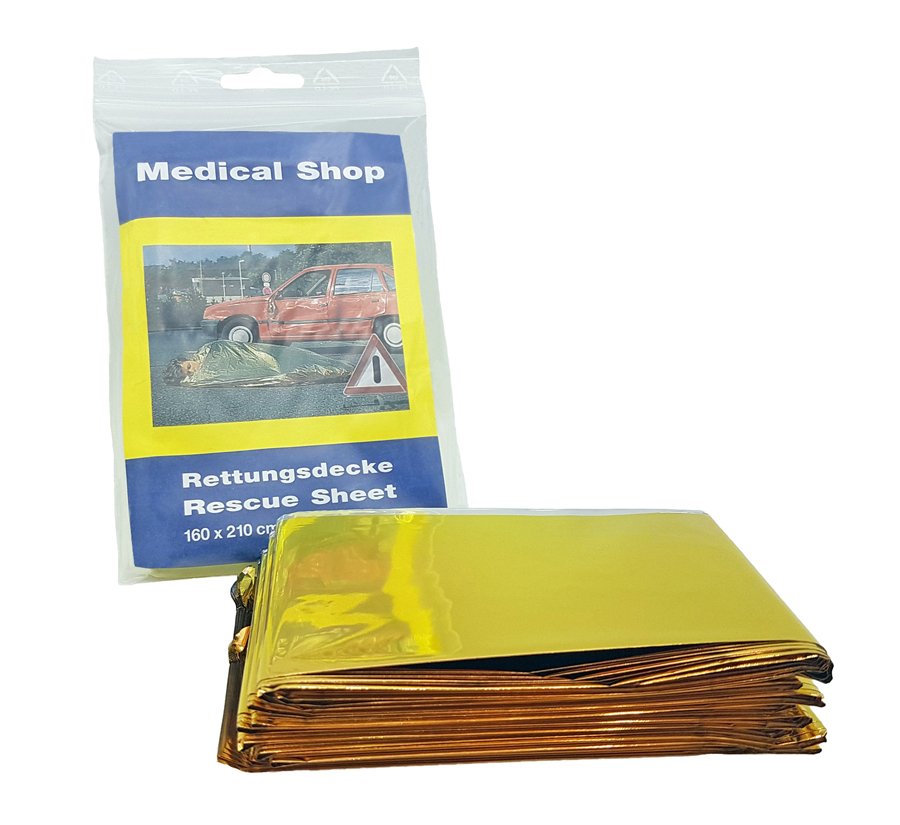 Medical Shop Rettungsdecke