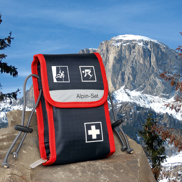 Alpin-Set Verbandtasche