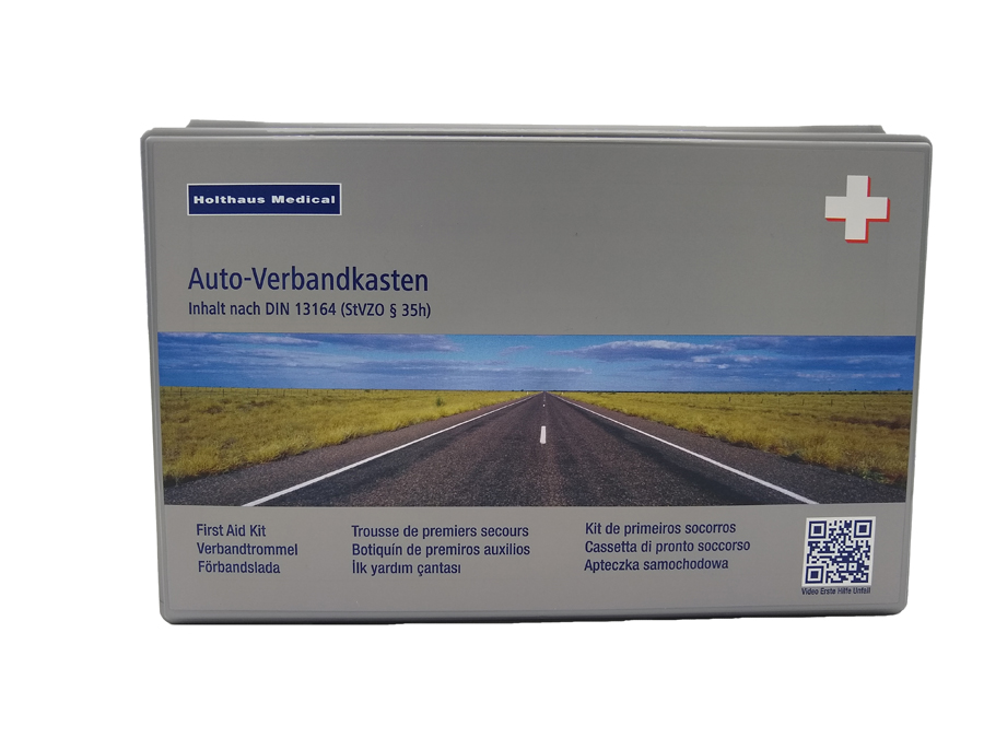 Klassik first aid kit for cars