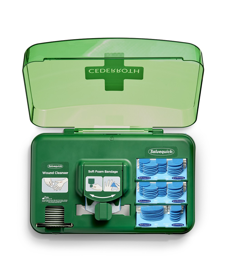 Wound Care Dispenser detectable