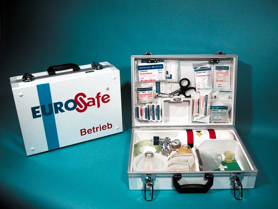 EUROSafe® emergency kit